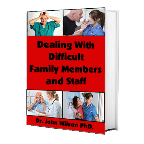 Dealing With Difficult Family Members and Angry Co-Workers - 4 CEs